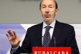 Rubalcaba promete invertir más en conciliar la vida familiar y laboral
