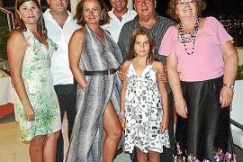 Bernat Queglas celebra su onomástica