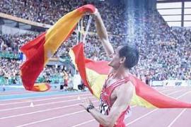 Abel Antón revalida el título de campeón del mundo en Sevilla