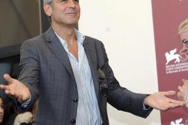 George Clooney deslumbra en Venecia