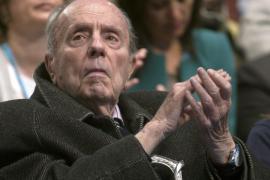 Manuel Fraga dice adiós a la política