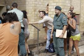 Acaban en prisión 16 de los 52 detenidos en la operación contra la Camorra
