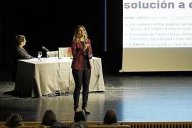 Yolanda Cuevas: «Es contraproducente castigar a los niños sin deporte por no estudiar»