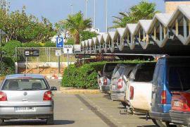 Aena construirá un aparcamiento disuasorio de larga estancia cerca del aeropuerto