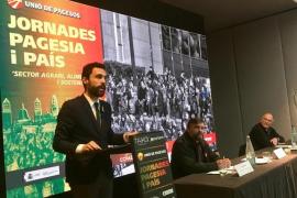 """Torrent afirma que se podrá formar gobierno """"sin renunciar a aspiraciones legítimas"""""""