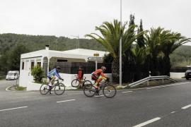 Ciclismo en ruta en Sant Joan (Fotos: Marcelo Sastre).