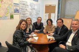 Los diputados socialistas de Balears trabajan con otros parlamentarios para lograr «una reclamación de justicia»
