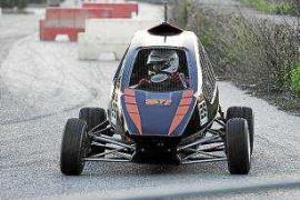 Daniel Ramón triunfa en el primer rallycross disputado en la isla de Ibiza