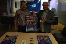 Comienza 'El Empujón' en los comercios de Sant Antoni para dinamizar el comercio local