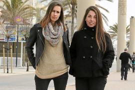 Isabel Vidal y Patricia Lliteras