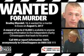 La justicia británica pide ayuda para localizar en Ibiza a un presunto asesino