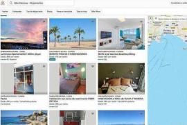El Govern multa con 300.000 euros a Airbnb por su oferta de alquiler turístico ilegal