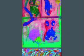 Can Tixedó acoge las obras de Vanesa de Moutas y Ali Farsi