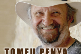 Tomeu Penya presenta en Artà su disco '50 cançons'