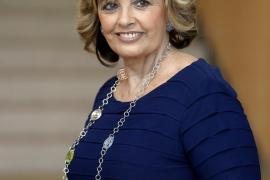 María Teresa Campos evoluciona favorablemente tras su operación