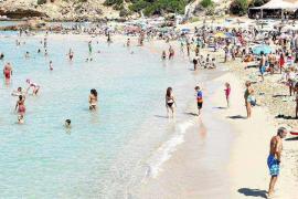 La oferta económica sólo valdrá el 40% para hacerse con un lote de playa en Sant Josep
