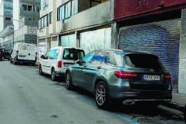 Cambio de ubicación de los contenedores de Diputat Josep Ribas