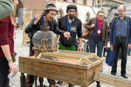 Feim barri apuesta este sábado en el Paseo Vara de Rey por las curiosidades