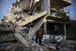 """Residentes de Ghuta Oriental aseguran que están esperando su """"turno para morir"""""""
