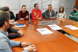 El Europeo de triatlón quiere nadar en el puerto de Ibiza