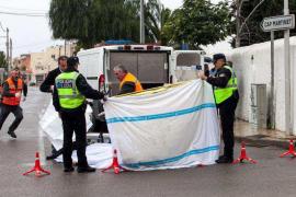 Muere un hombre de 75 años atropellado en Jesús