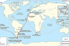 «El viaje de Magallanes y Elcano fue más importante que la llegada del hombre a la Luna»