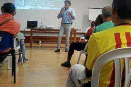 Darder, conferenciante internacional