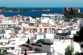 El precio de la vivienda en Santa Eulària se dispara y supera al de Ibiza