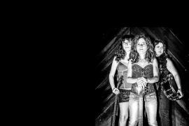 Doce temas de puro rock para el debut discográfico de Poison Ivy
