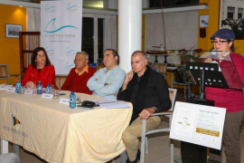 Presentación de 'Relatos de Ibiza. Relats d'Eivissa' en el Club Náutico de Ibiza