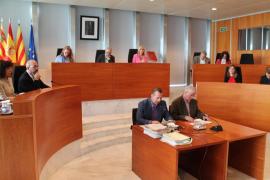 El Consell aprueba por unanimidad la adjudicación de las obras de Ca na Negreta