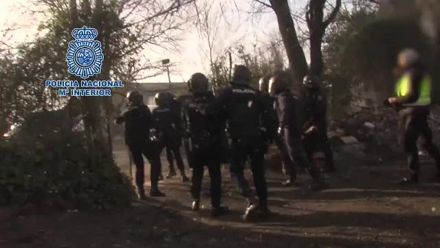 Detenido de nuevo 'El Rafita' acusado de robo de vehículos
