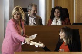 Pleno del Consell d'Eivissa (Fotos: D. Espinosa)