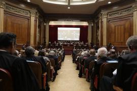 """Un discurso de Torrent aludiendo a """"presos políticos"""" provoca la protesta de jueces y fiscales de Cataluña"""