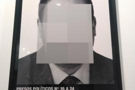 Santiago Sierra presentará en València su obra 'Presos políticos'
