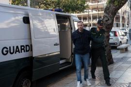 Pasa a disposición judicial el segundo detenido por transportar una maleta con 30 kilos de hachís