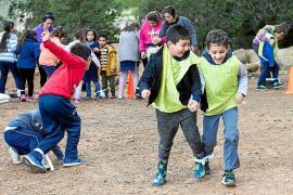 Decenas de familias participan en una jornada de convivencia organizada por Betania en Sant Llorenç