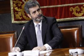"""El CGPJ, a Torrent: """"Afirmar la asistencia de presos políticos es una descalificación muy grave de la función judicial"""""""