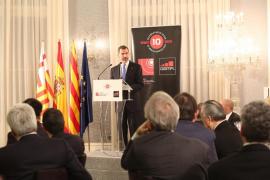 El Rey vuelve a Catalunya este domingo por primera vez desde el 1-O para abrir el Mobile