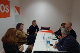 Pericay reitera en Ibiza la voluntad de Cs de eliminar el requisito del catalán en la sanidad pública