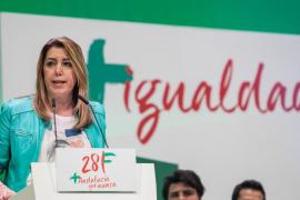 """Susana Díaz: """"La izquierda no puede ser nacionalista, jamás"""""""