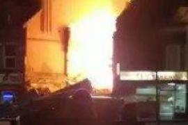 Activados los servicios de emergencia tras una explosión en Leicester, Reino Unido