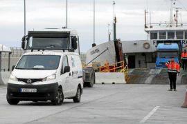 Los vehículos autorizados a circular por Formentera deberán pagar una tasa