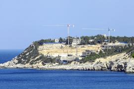PROU! y Adar Ibiza se suman al GEN en la denuncia del nuevo hotel de cala Xarraca