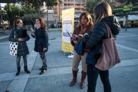 Más de 800 firmas pidiendo la libertad en la elección de la lengua