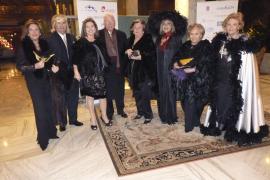 Fiesta de disfraces en el hotel Valparaíso