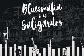 Los ibiciencos 'Bluesmàfia i es Saligardos' vuelven a Palma con la gira de su primer disco