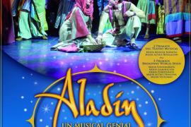 El Auditórium vive una aventura mágica con 'Aladín, un musical genial'