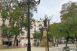 """El PP de Ibiza denuncia los """"destrozos"""" causados sobre el patrimonio en las obras de reforma de Vara de Rey"""