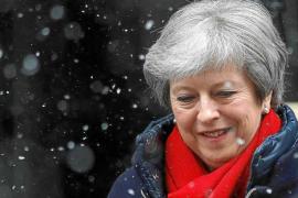 May rechaza el plan presentado por la UE para el Brexit